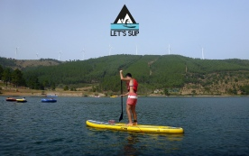 let's sup stand up paddle serra malcata estrela