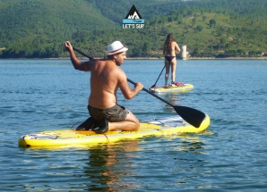 Let's SUP - Stand Up Paddle School