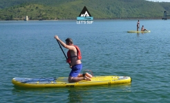 let's sup - beginners lessons