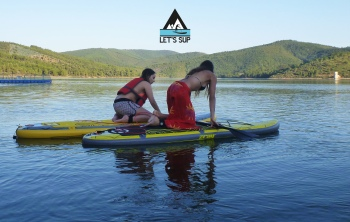 let's sup - stand up paddle aulas lessons