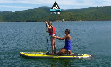 let's sup - tata lessons classes aulas stand up paddle