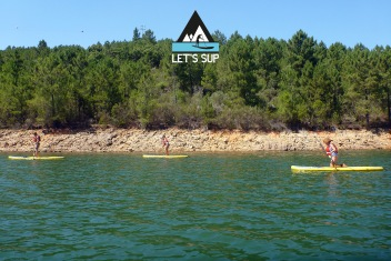 Let's SUP stand up paddle school meimao