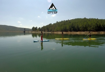 Let's SUP stand up paddle school escola meimao