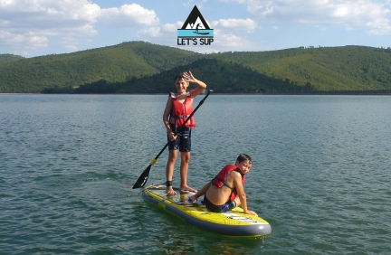 let's sup - kids stand up paddle - meimao