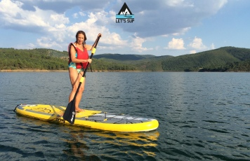 Let's SUP stand up paddle school escola rental aluguer