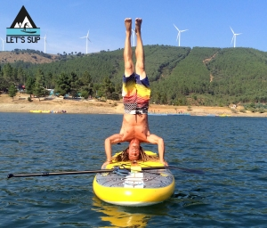Let's SUP stand up paddle workout school escola meimao