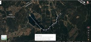 let's sup stand up paddle tours passeios yoga workout meimao mapa percurso