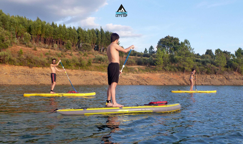 let's sup stand up paddle school tours meimao malcata passeios mancha tata