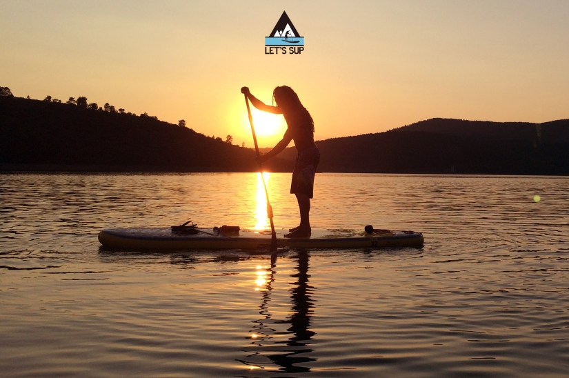 Stand Up Paddle Sunset Tours Lagoa Comprida - Vale do Rossim - Meimão