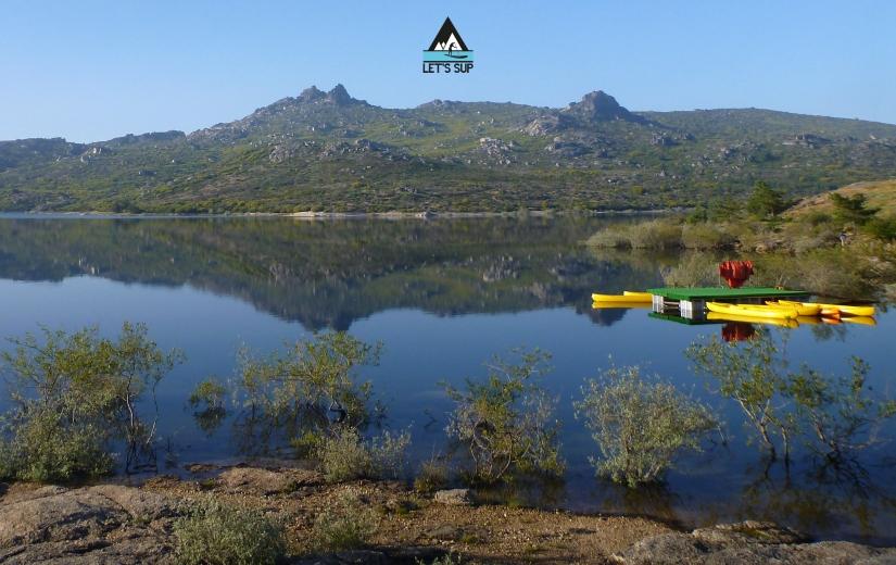 Vale do Rossim - Serra da Estrela Stand Up Paddle Tours