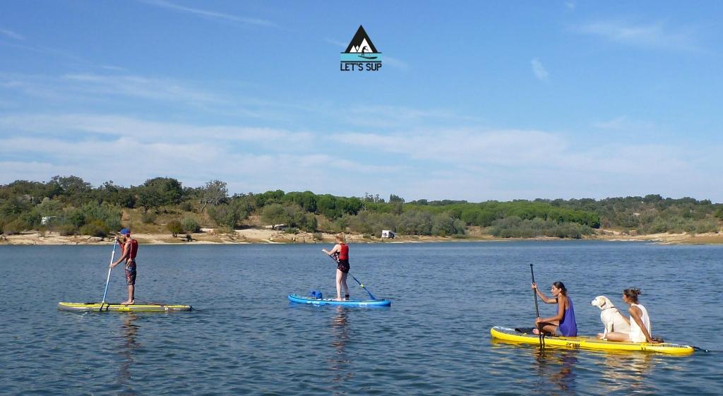 Stand Up Paddle Tour Póvoa e Meadas - Castelo de Vide