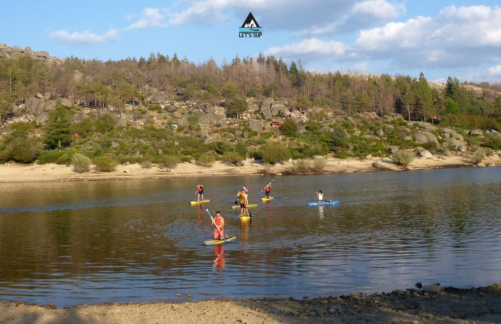 stand up paddle adaptado desporto para todos adaptive sup serra da estrela