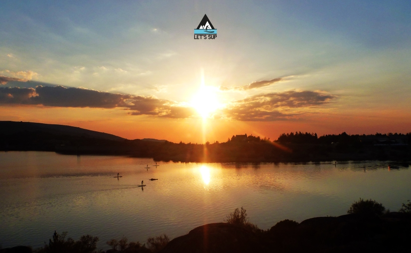 Sunset Stand Up Paddle - Vale do Rossim